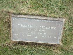William P Sizelove