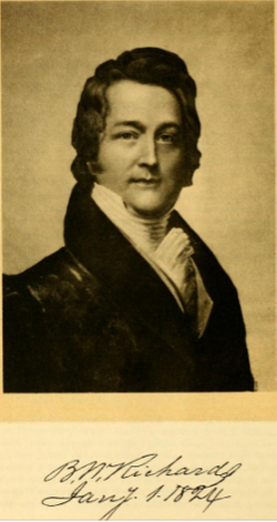 Benjamin Wood Richards