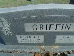 Raleigh J Griffin