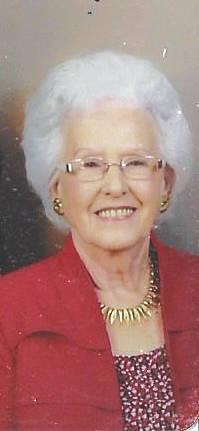 Betty Jane <I>Doyle</I> Ash