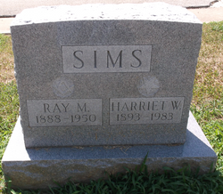 Ray Montrose Sims