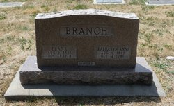"McFrancis ""Frank"" Branch"