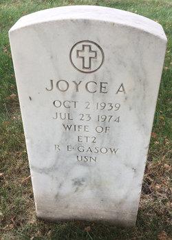 Joyce A Gasow