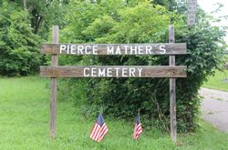 Pierce Mather's Cemetery