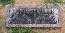 Nellie M Vandermeulen