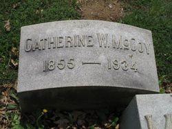 Catherine W. <I>Smith</I> McCoy