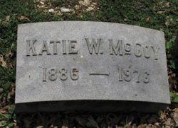 Katie W. McCoy