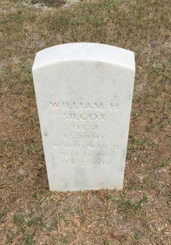 William H Silcox