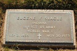 Eugene Francis Slagle