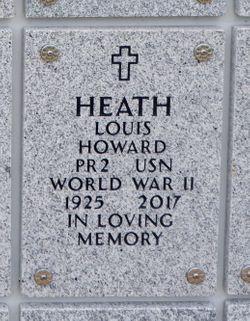 Louis Howard Heath