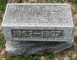 Ruth Emma <I>Hardesty</I> Swearingen