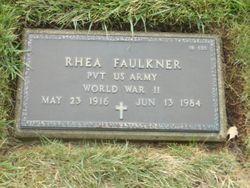 Rhea Faulkner