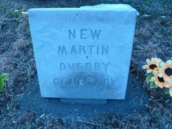 New-Martin-Overby Cemetery