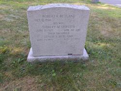 """Robert Frank """"BeeBee"""" Butland"""