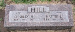 """Charles Herbert """"Clarence"""" Hill"""
