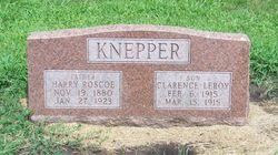 Harry Roscoe Knepper
