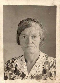 Lillie Mae <I>York</I> Stewart
