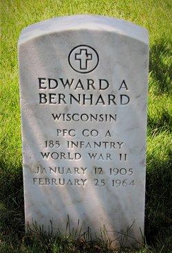 Edward A Bernhard