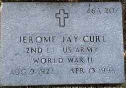 Jerome Jay Curl