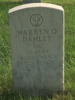 Warren O Dahley