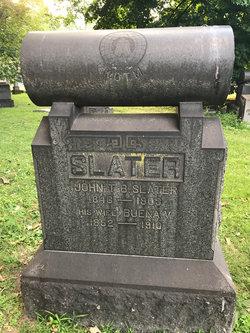 John Thomas B. Slater