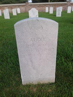 Audie Ruth <I>Hoffpauir</I> Demarest