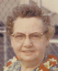 Edna Christina Olivia <I>Clausen</I> Hansen