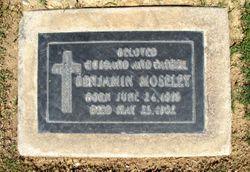 Benjamin Moseley