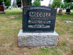 Dugald J McColl