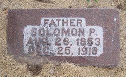 Solomon P Streeter