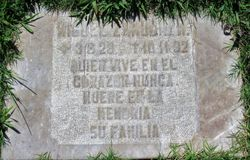 Miguel M. Zamudio