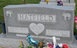 """Robert Alva """"Bob"""" Hatfield"""