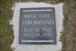 Irene Edel <I>Pearson</I> Stromstad