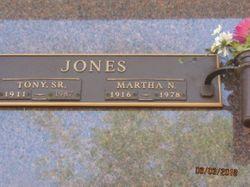 Tony Jones Sr.