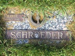 Marie Schroeder