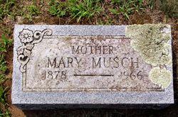 Mary <I>Staple</I> Musch