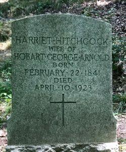 Harriet <I>Hitchcock</I> Arnold