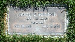 Joseph G Desmond