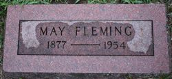 May <I>McMullen</I> Fleming