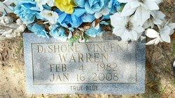 DeShone Vincent Warren