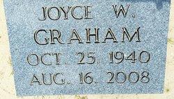 Joyce W Graham