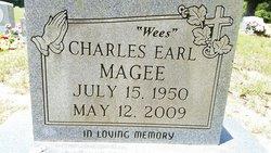 "Charles Earl ""Wees"" Magee"