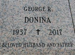 "George R ""Dunny"" Donina"
