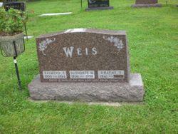 Elizabeth Margaret <I>Kasel</I> Weis