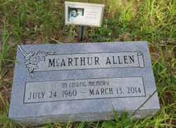McArthur Allen