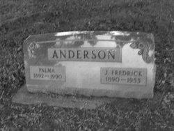 James Fredrick Otto Anderson