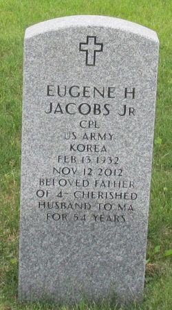 Eugene Herman Jacobs