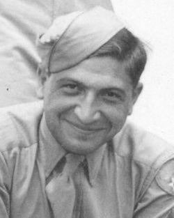 Sgt Mario A. Panetti