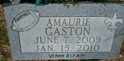 A'Maurie Alexandro Gaston