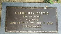 Clyde Ray Bettis